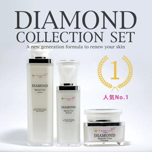 美白化粧品 ダイヤモンドセット