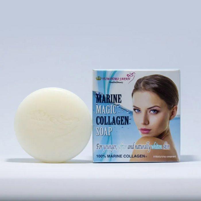 Marine Magic Collagen Soap / マリンマジック コラーゲン石鹸