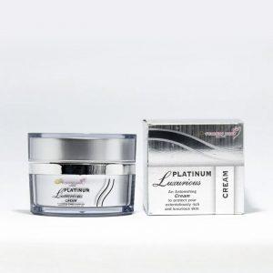 Platinum ラグジュリアス クリーム