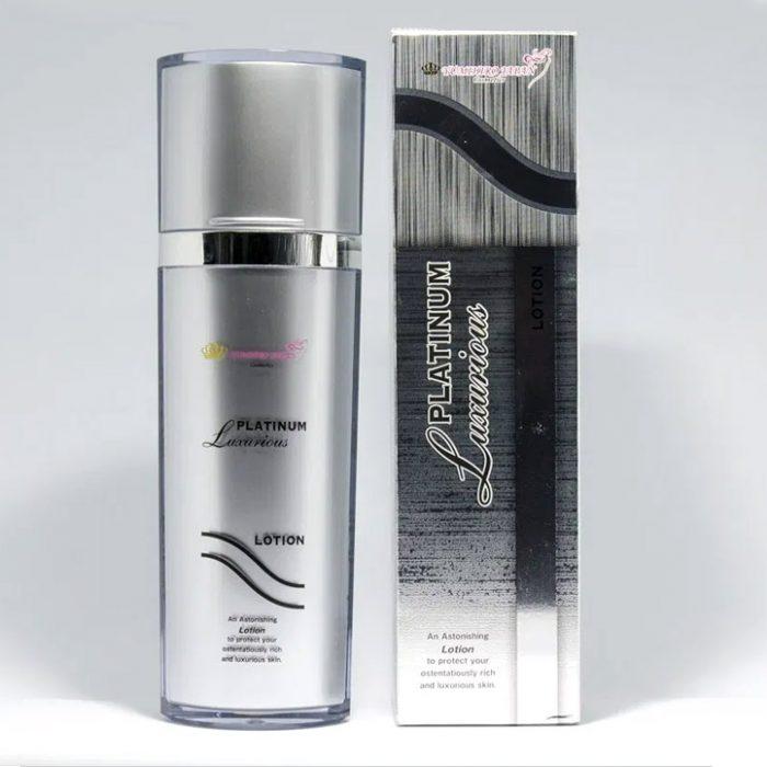 Platinum ラグジュリアス 化粧水