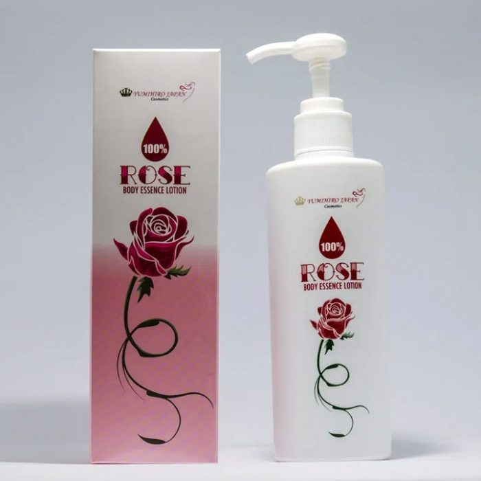 Rose Body Essence Lotion / ローズ ボディエッセンスローション