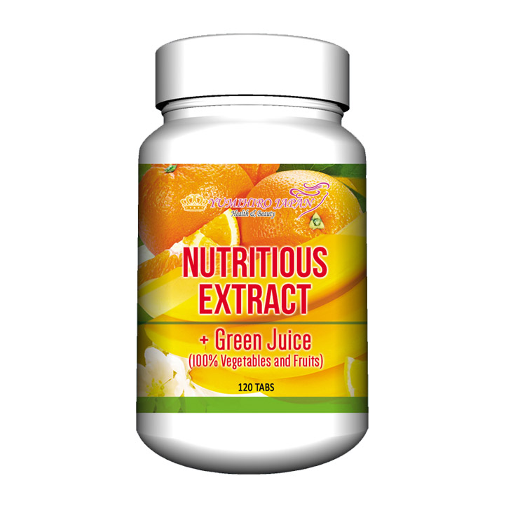 Nutritious Extract / ニュートリシャス エッセンス