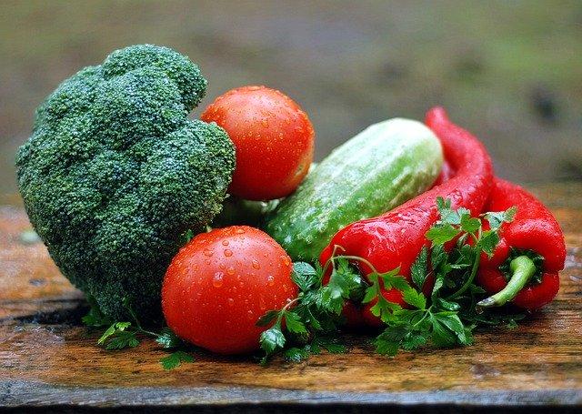 酵素を含む生野菜